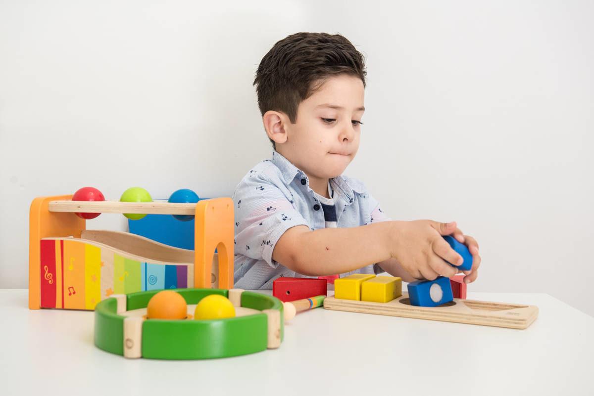 Παιδεξέλιξη - Ο χώρος μας